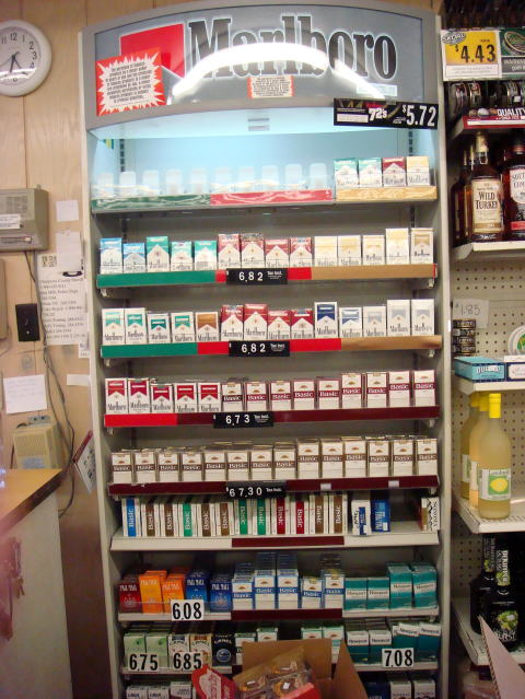 Marlboro menthol lights tar and nicotine content