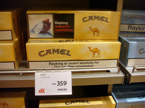 Tobacco control in Norway
