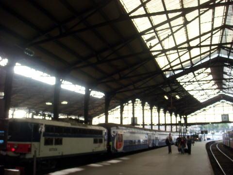 train saint lazare